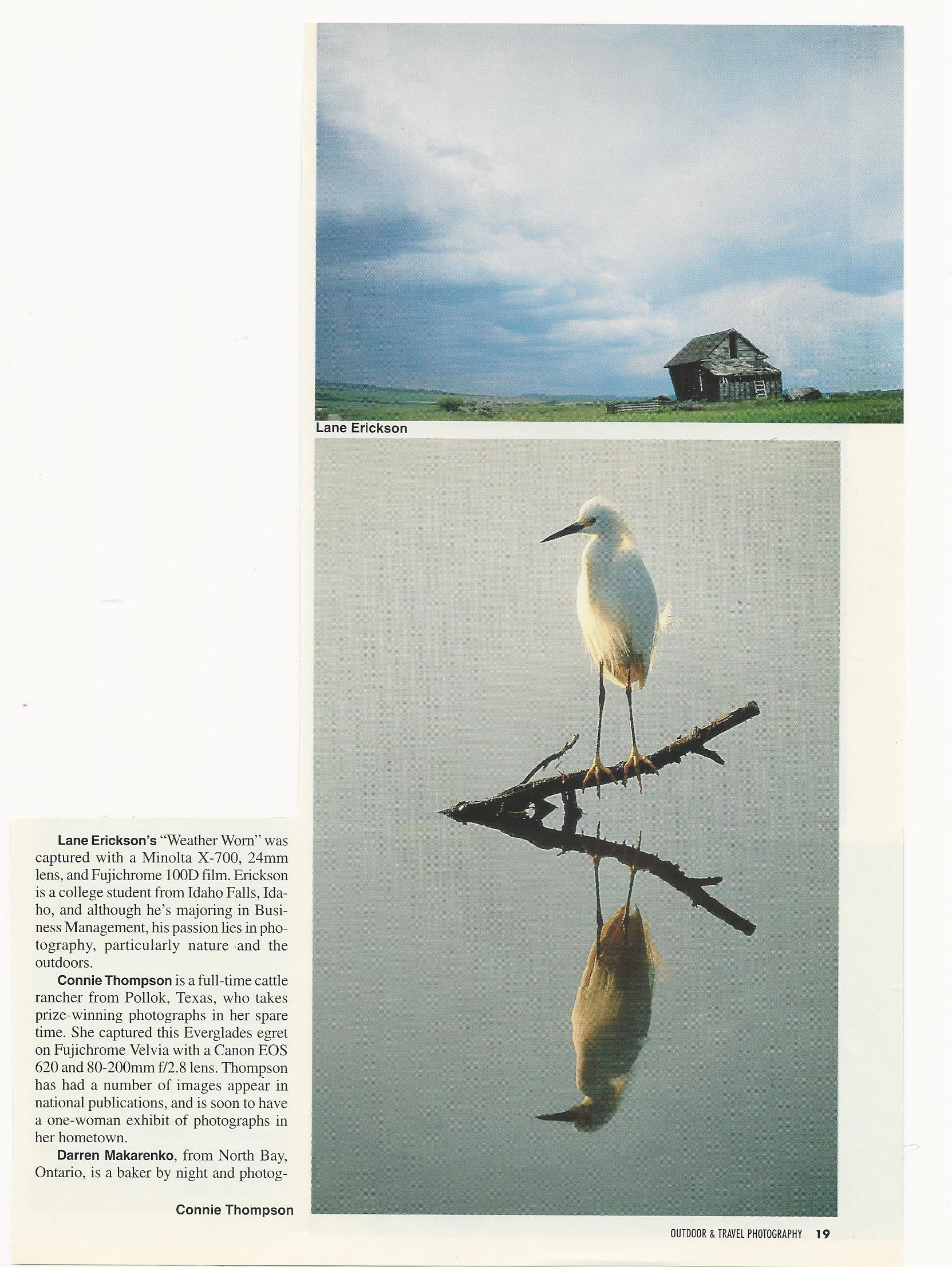 Outdoor & Travel Photographer